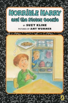 Horrible Harry and the Stolen Cookie  -     By: Suzy Kline     Illustrated By: Amy Wummer