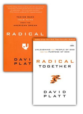 Radical and Radical Together, 2 Books  -