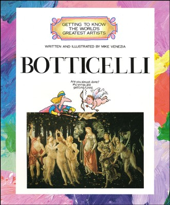 Botticelli   -     By: Mike Venezia