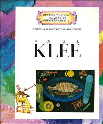 Paul Klee   -     By: Mike Venezia