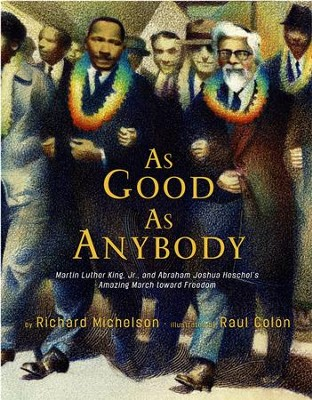 As Good as Anybody - eBook  -     By: Richard Michelson     Illustrated By: Raul Colon