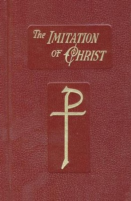 The Imitation of Christ, Maroon Hardcover   -     By: Thomas a Kempis