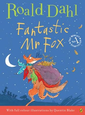 Fantastic Mr. Fox  -     By: Roald Dahl