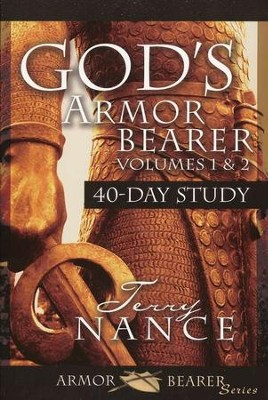 God's Armor Bearer, Volumes 1 & 2: 40-Day Study    -     By: Terry Nance