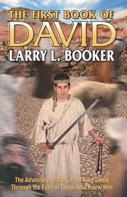 The First Book of David - eBook  -     By: Larry Booker