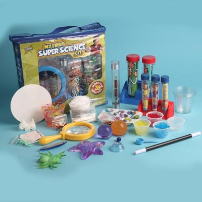 My First Super Science Kit   -