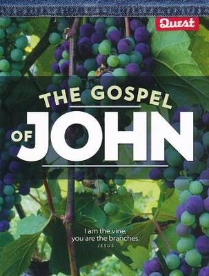 The Gospel of John, Quest   -