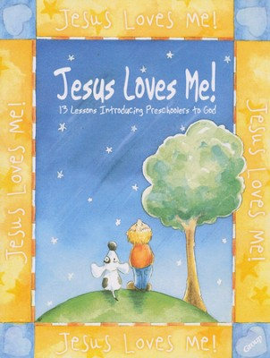 Jesus Loves Me Preschool Curriculum   -