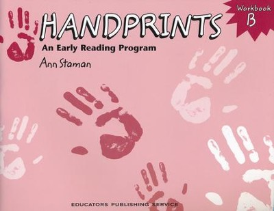 Handprints, Book B, Early Reading   -     By: Ann Staman