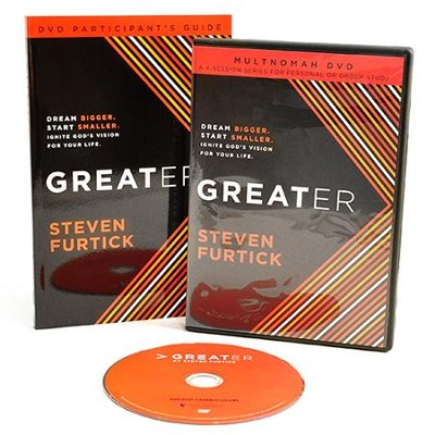 Greater DVD and Participant's Guide  -     By: Steven Furtick