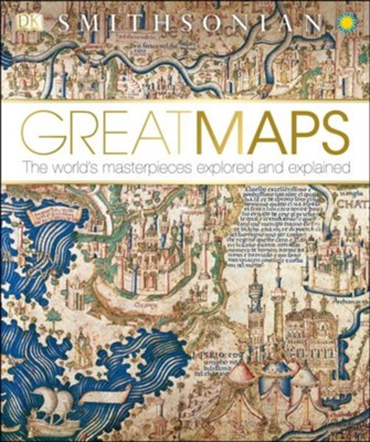 Great Maps  -     By: Jerry Brotton