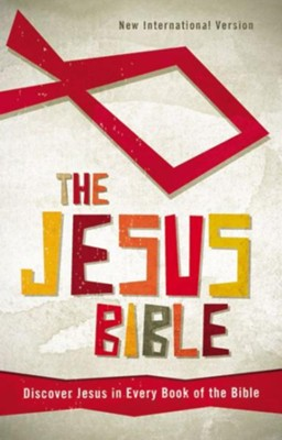 The Jesus Bible, NIV: Discover Jesus in Every Book of the Bible - eBook  -     By: Zondervan