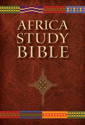 NLT Africa Study Bible, Hardcover  -     By: Oasis International
