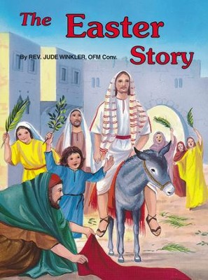 The Easter Story - 10 pack   -     By: Jude Winkler