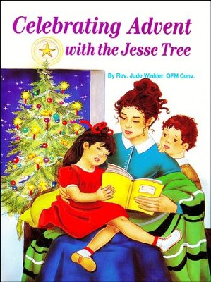 Celebrating Advent with the Jesse Tree - 10 pack   -     By: Jude Winkler