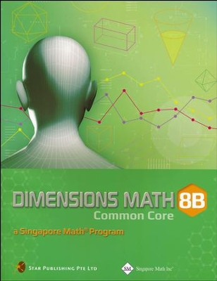 Dimensions Math Textbook 8B   -
