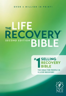 NLT The Life Recovery Bible, Softcover  -     By: Stephen Arterburn, David Stoop