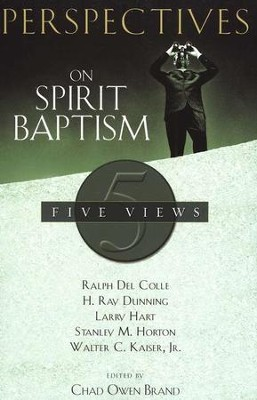 Perspectives on Spirit Baptism: Five Views -- Damaged   -