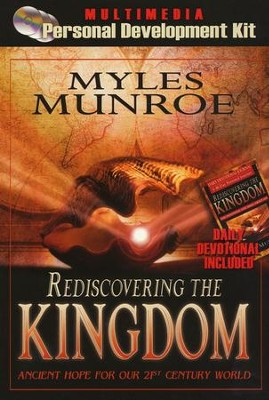Rediscovering the Kingdom, Multimedia Kit    -     By: Myles Munroe