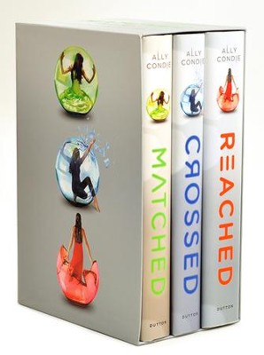 Matched Trilogy box set  -     By: Ally Condie