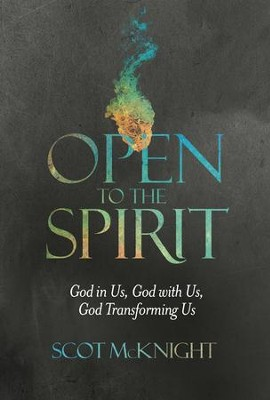 Open to the Spirit: God in Us, God with Us, God Transforming Us  -     By: Scot McKnight