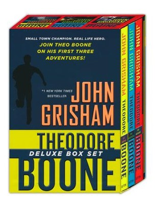 Theodore Boone box set  -     By: John Grisham