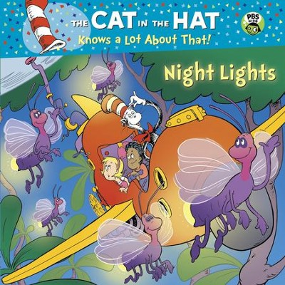 Night Lights (Dr. Seuss/Cat in the Hat) - eBook  -     By: Tish Rabe     Illustrated By: Aristides Ruiz, Joe Mathieu