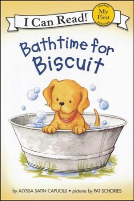 Bathtime for Biscuit   -     By: Alyssa Satin Capucilli     Illustrated By: Pat Schories
