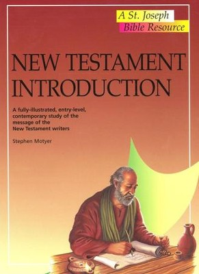 A St. Joseph Bible Resource New Testament Introduction  -     By: Stephen Motyer