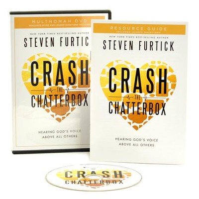 Crash the Chatterbox DVD   -     By: Steven Furtick