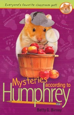 #9: Mysteries According to Humphrey  -     By: Betty G. Birney