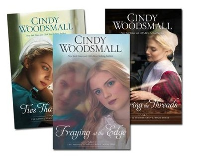 The Amish of Summer Grove Series, Volumes 1-3  -     By: Cindy Woodsmall