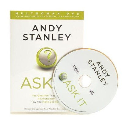 Ask It! DVD: The Question That Will Revolutionize How You Make Decisions  -     By: Andy Stanley