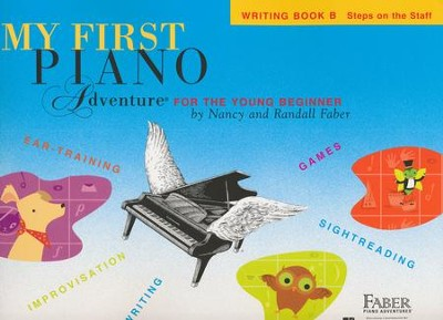 My First Piano Adventure-Writing B   -