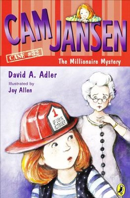 #32: Cam Jansen and the Millionaire Mystery  -     By: David A. Adler     Illustrated By: Joy Allen