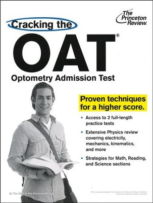 Cracking the OAT (GSAT)   -     By: Princeton Review