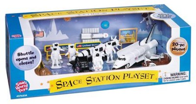 Space Station Play Set  -