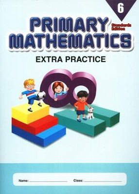 Extra Practice (Standards Edition) for Primary Math 6   -