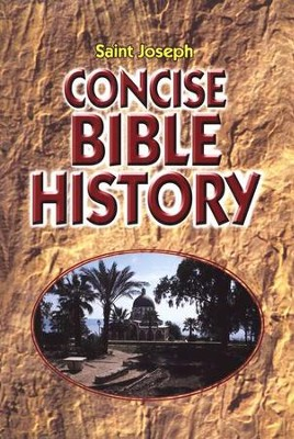 St. Joseph Concise Bible History  -