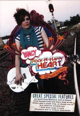 Rock-N-Happy Heart   -     By: Yancy