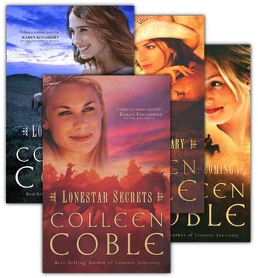 The Lonestar Series, Volumes 1-4  -     By: Colleen Coble