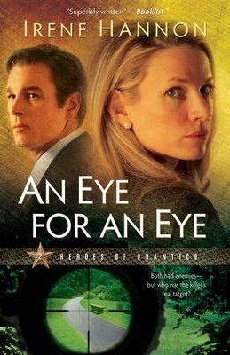 An Eye For An Eye, Heroes of Quantico Series #2 -eBook   -     By: Irene Hannon