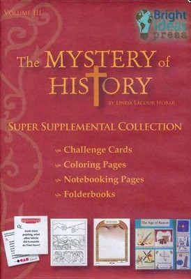 Mystery of History 3 Super Supplemental Collection on CD-ROM  -