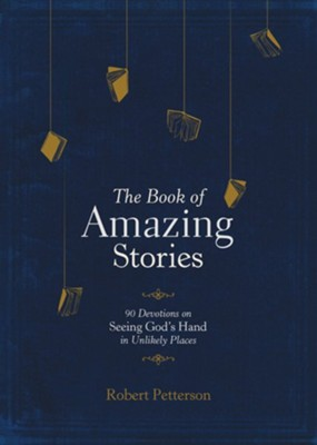 The Book of Amazing Stories: 90 Devotions on Seeing God's Hand in Unlikely Places  -     By: Robert Petterson