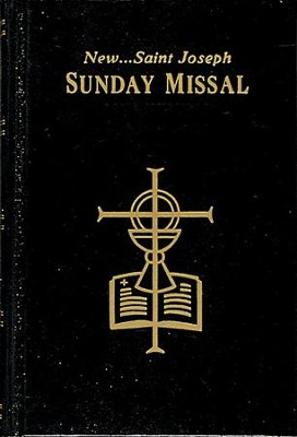 New Saint Joseph Sunday Missal    -