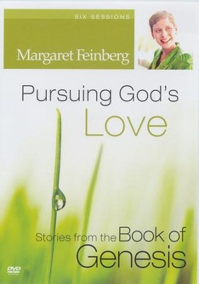 Pursuing God's Love DVD: Stories from the Book of Genesis  -     By: Margaret Feinberg