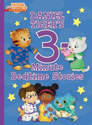 Daniel Tiger's 3-Minute Bedtime Stories  -     By: Various Authors     Illustrated By: Jason Frucher