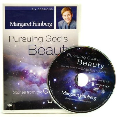 Pursuing God's Beauty DVD: Stories from the Gospel of John  -     By: Margaret Feinberg