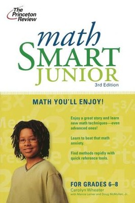 Math Smart Jr., 3rd Edition  -     By: The Princeton Review