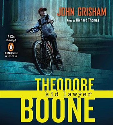Theodore Boone: Kid Lawyer Unabridged Audiobook on CD  -     By: John Grisham